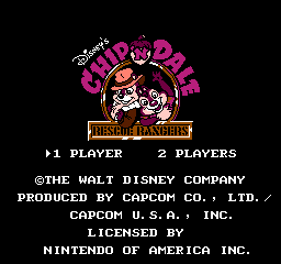 Chip 'n Dale: Rescue Rangers