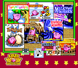 Gamers tavern kirby super star image the box of kirby super star publicscrutiny Gallery