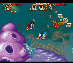 Gamers Tavern | Disney's Magical Quest 3 Starring Mickey and