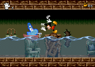 Gamers Tavern | Mickey Mania: The Timeless Adventures of Mickey Mouse